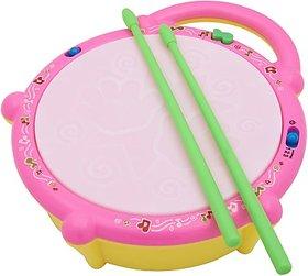 OneeStop Musical Flash Drum for kids
