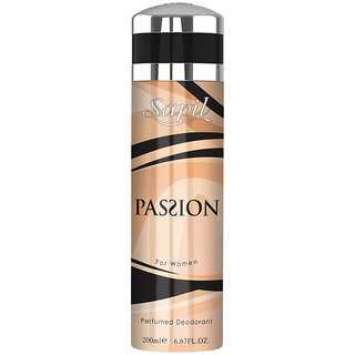 Passion Deodorant for Women by Sapil