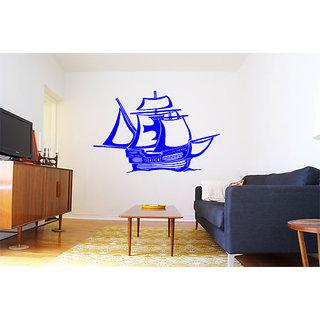 Boat Blue (WWVS403)