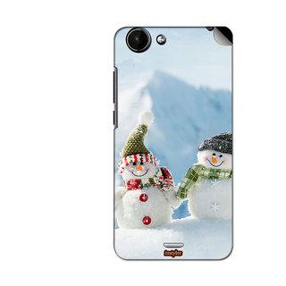Instyler Mobile Skin Sticker For Micromax Canvas Nitro 3E352 MSMMXCANVASNITRO3E352DS-10048