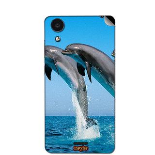 Instyler Mobile Skin Sticker For Micromax Canvas Selfie 2Q340 MSMMXCANVASSELFIE2Q340DS-10014