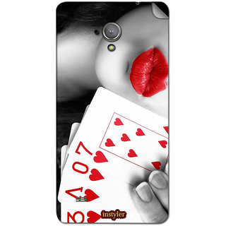 Instyler Mobile Skin Sticker For Micromax Superfone A101 MSMMXSUPERFONEA101DS-10106