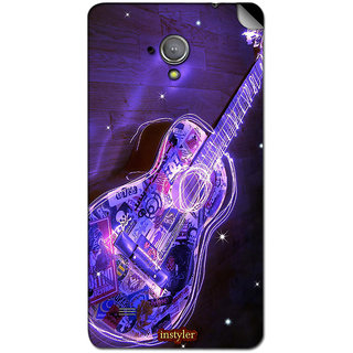 Instyler Mobile Skin Sticker For Micromax Superfone A101 MSMMXSUPERFONEA101DS-10138