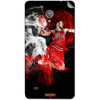 Instyler Mobile Skin Sticker For Micromax Superfone A101 MSMMXSUPERFONEA101DS-10142