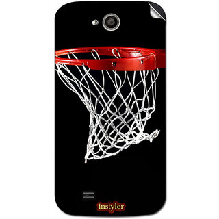 Instyler Mobile Skin Sticker For Micromax Canvas Elanza A93 MSMMXCANVASELANZAA93DS-10144