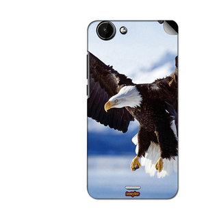 Instyler Mobile Skin Sticker For Micromax Canvas Mega E353 MSMMXCANVASMEGAE353DS-10013