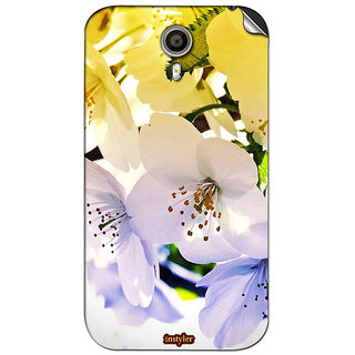 Instyler Mobile Skin Sticker For Micromax Canvas Xpress 2E313 MSMMXCANVASXPRESS2E313DS-10080