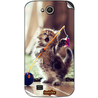 Instyler Mobile Skin Sticker For Micromax Canvas Elanza A93 MSMMXCANVASELANZAA93DS-10018