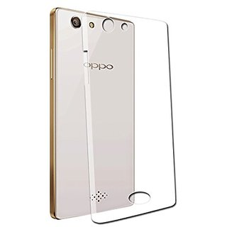 Oppo Neo 5 Transparent Clear Ultra-Thin Back Cover Case