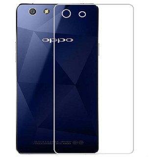 Oppo Neo 7 Transparent Clear Ultra-Thin Back Cover Case