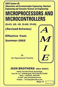 AMIE - Section (B) Microprocessors and Microcontrollers (EL-415, 425, 435, EC-405, CP-425)