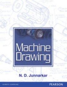 Machine Drawing (English) 1st  Edition         (Paperback)
