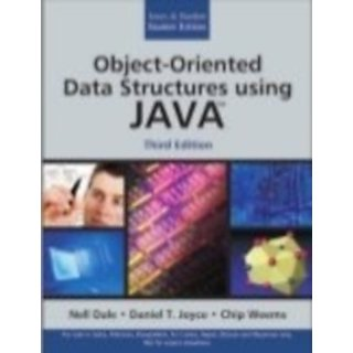 Object-Oriented Data Structures Using JAVA (English) 3rd  Edition         (Paperback)