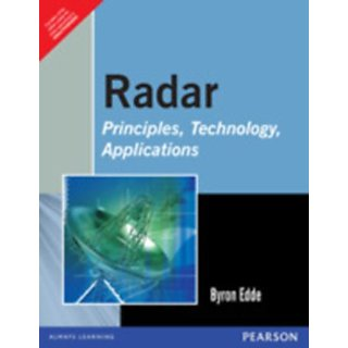 Radar  Principles, Technology, Applications (English) 1st Edition         (Paperback)