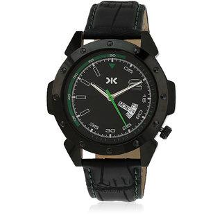 Killer Black Dial Analog Watch for Men  KLW5008C