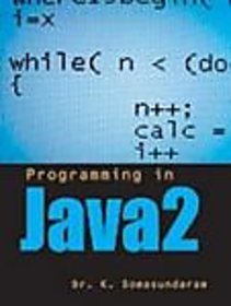 Programming in Java2 (English)         (Paperback)