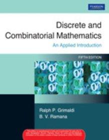 Discrete and Combinatorial Mathematics (English) 5th  Edition         (Paperback)
