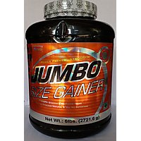 N O V A JUMBO SIZE GAIN  ( MASS GAINER ) , VEG FOOD 6 LB PACK - CHOCOLATE FLAVOUR