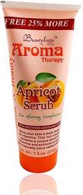 Aroma Therapy Apricot Scrub Free Liner  Rubber Band-UPU