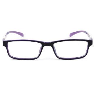 Royal Son Purple Unisex Eye Glasses -RS04550ER