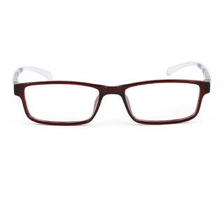 Royal Son Maroon Unisex Eye Glasses -RS04560ER