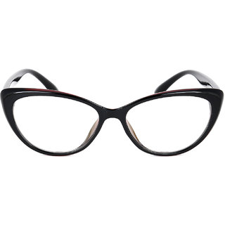 Royal Son Maroon Women Cat Eye Glasses -RS04410ER