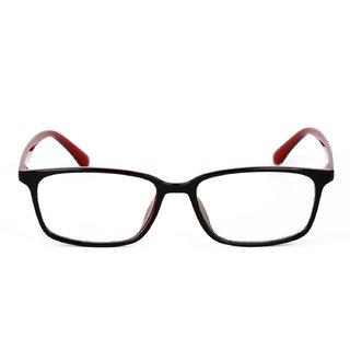 Royal Son Black Unisex Eye Glasses -RS04290ER