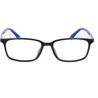 Royal Son Black Unisex Eye Glasses -RS04280ER