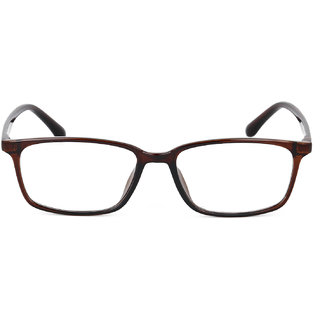Royal Son Brown Unisex Eye Glasses -RS04260ER