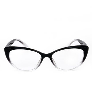 Royal Son Black Women Cat Eye Glasses -RS04390ER