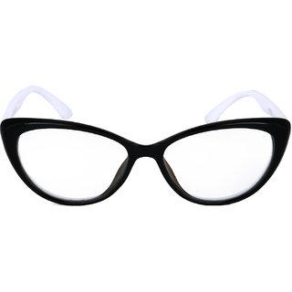 Royal Son Black Women Cat Eye Glasses -RS04360ER