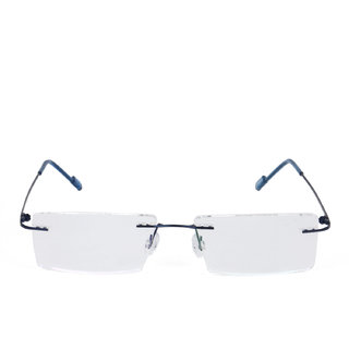 Royal Son Blue Unisex Eye Glasses -RS04570ER