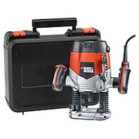 Jsm Black&Decker KW900EKA Plunge Router With Kit