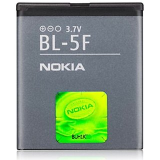Original BL 5F Battery for Nokia 6290 6710 6210 E65 N96 N95 N93i X5 01 available at ShopClues for Rs.649