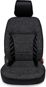 Samsan Swift Dzire Car Seat Cover Black color