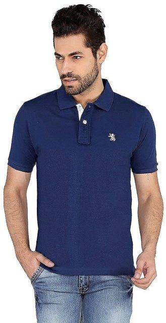 derbe Lifesaver Navy Melange T-Shirt