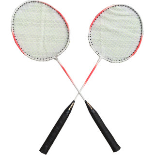 Suraj baby badminton racquets with 2 cocks for your kids SE-BR-08