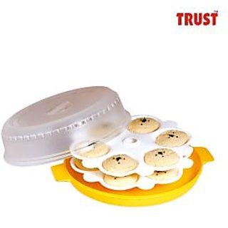 Microwave Idli Dhokla Cake Maker With 3 Plates