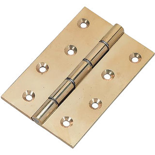 Sunrise Middle East Brass Butt Hinge