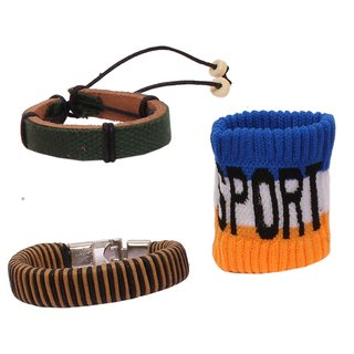 sushito Handicraft Wrist Band JSMFHWB0774