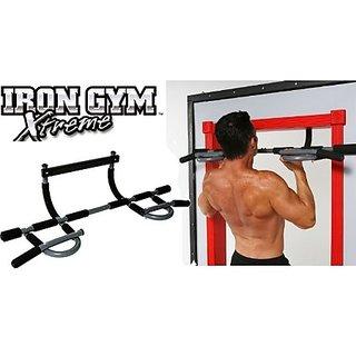 Iron Gym Extreme, Door Gym Exercise Bar
