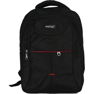 SPYKI Perfect All Rounder Laptop Backpack Bag Black color