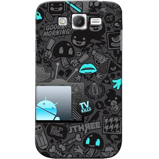 G.Store Hard Back Case Cover For Samsung Galaxy Grand Neo Plus 18225