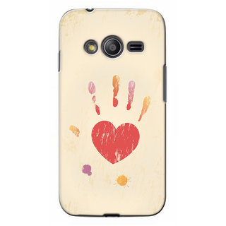 G.Store Hard Back Case Cover For Samsung Galaxy Ace 3 18757