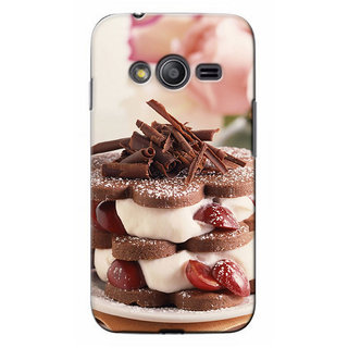 G.Store Hard Back Case Cover For Samsung Galaxy Ace 3 18758