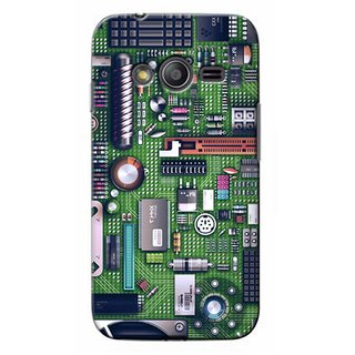 G.Store Hard Back Case Cover For Samsung Galaxy Ace 3 18768