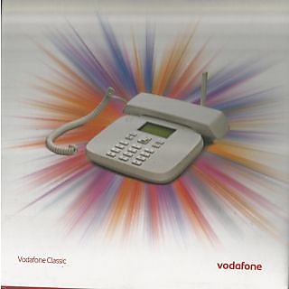 Vodafone Classic GSM/PSTN Land line Mobile Wireless Desktop Phone Landline Phone