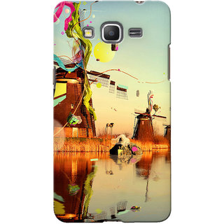 G.Store Hard Back Case Cover For Samsung Galaxy Core Prime G360H 19262