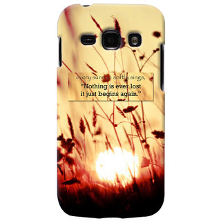 G.Store Hard Back Case Cover For Samsung Galaxy A3 18328