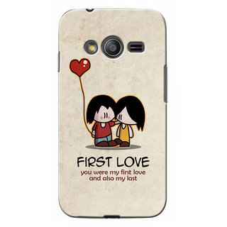 G.Store Hard Back Case Cover For Samsung Galaxy Ace 4 18846